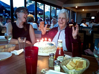Dad's 99th B-days